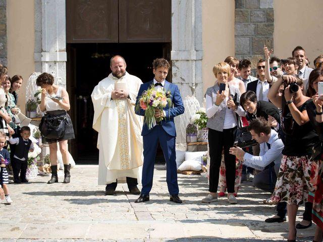 Il matrimonio di Matteo e Serena a Colere, Bergamo 42