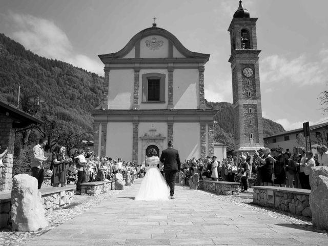 Il matrimonio di Matteo e Serena a Colere, Bergamo 55