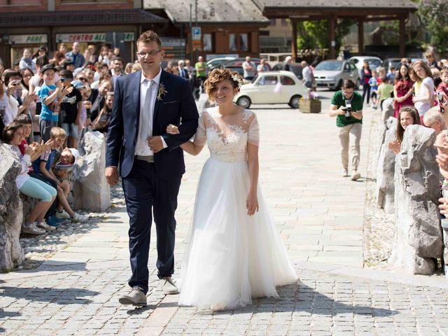 Il matrimonio di Matteo e Serena a Colere, Bergamo 44