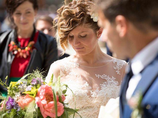 Il matrimonio di Matteo e Serena a Colere, Bergamo 45