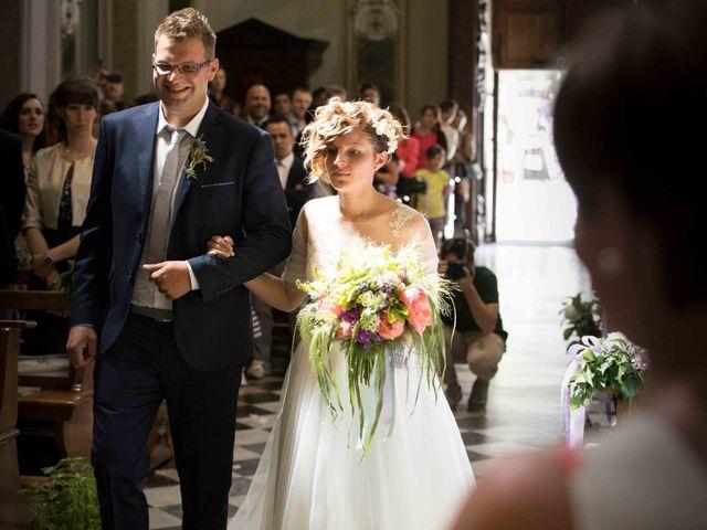 Il matrimonio di Matteo e Serena a Colere, Bergamo 47