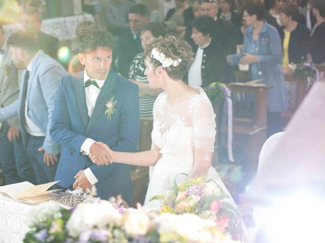 Il matrimonio di Matteo e Serena a Colere, Bergamo 67