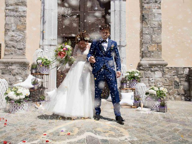 Il matrimonio di Matteo e Serena a Colere, Bergamo 82