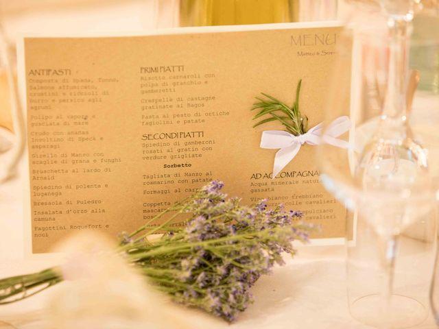 Il matrimonio di Matteo e Serena a Colere, Bergamo 87