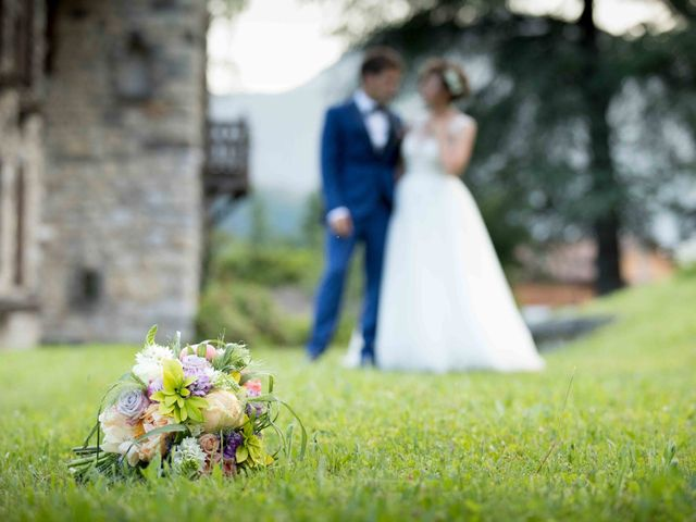 Il matrimonio di Matteo e Serena a Colere, Bergamo 114