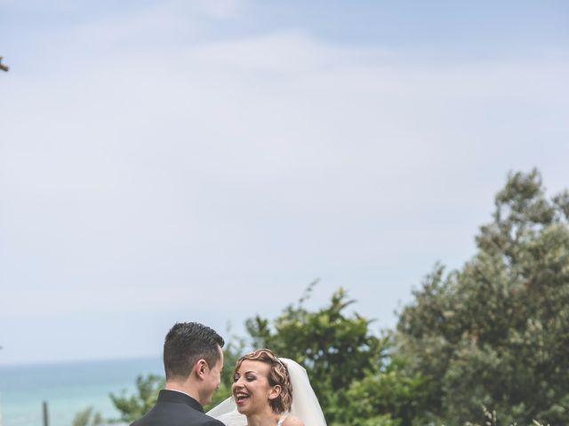 Il matrimonio di Tania e Maurizio a Silvi, Teramo 24