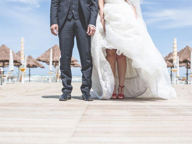Il matrimonio di Tania e Maurizio a Silvi, Teramo 1