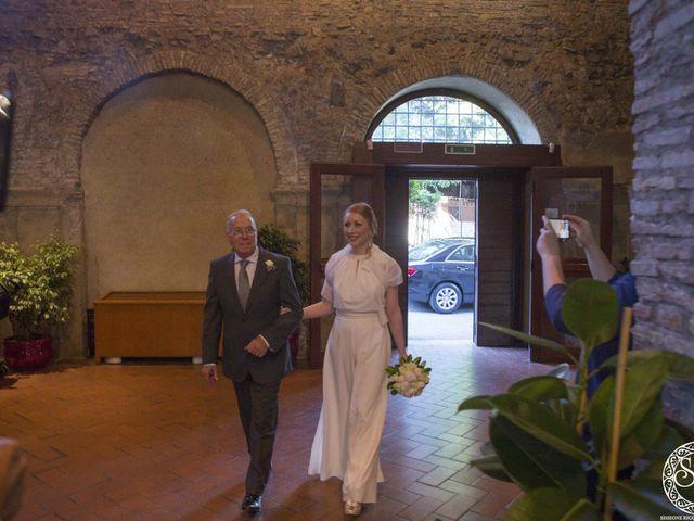 Il matrimonio di Cecilia e Giosuè a Roma, Roma 4