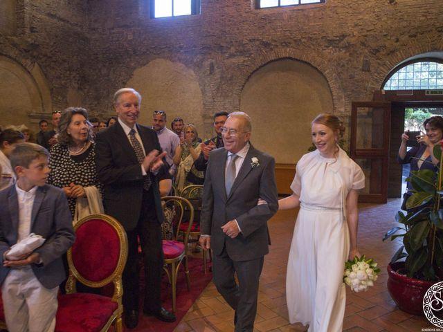 Il matrimonio di Cecilia e Giosuè a Roma, Roma 5