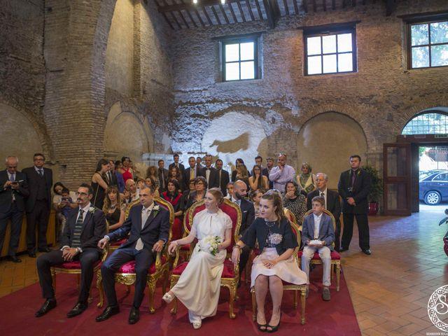 Il matrimonio di Cecilia e Giosuè a Roma, Roma 6