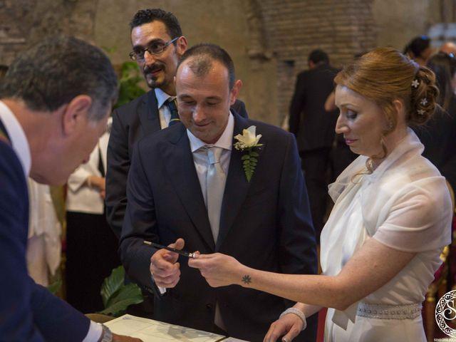 Il matrimonio di Cecilia e Giosuè a Roma, Roma 7