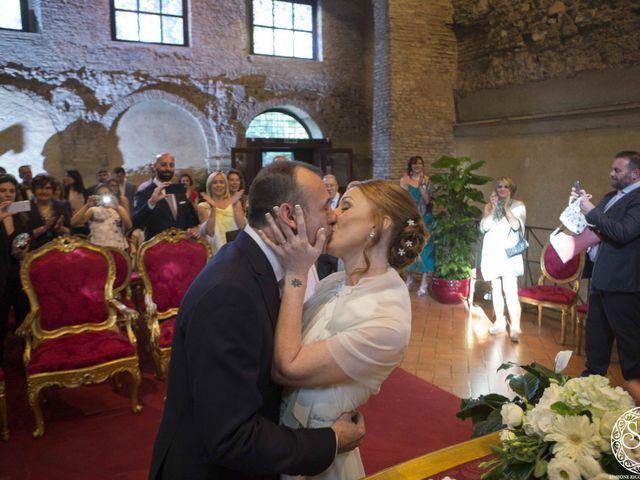 Il matrimonio di Cecilia e Giosuè a Roma, Roma 8