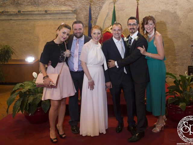Il matrimonio di Cecilia e Giosuè a Roma, Roma 9