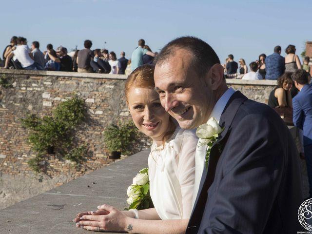 Il matrimonio di Cecilia e Giosuè a Roma, Roma 11