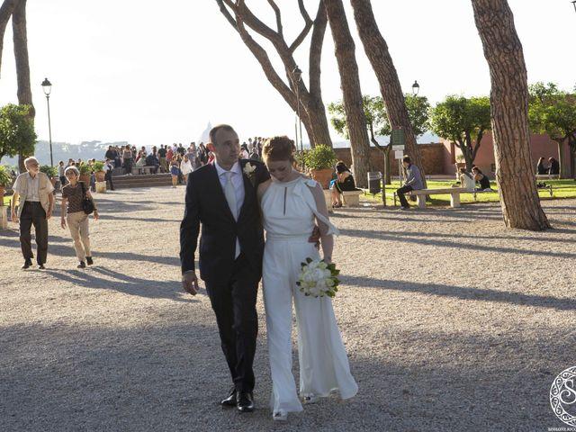 Il matrimonio di Cecilia e Giosuè a Roma, Roma 12