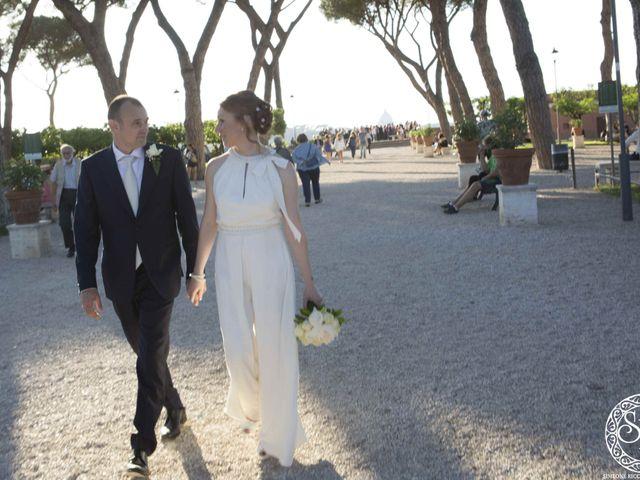 Le nozze di Giosuè e Cecilia
