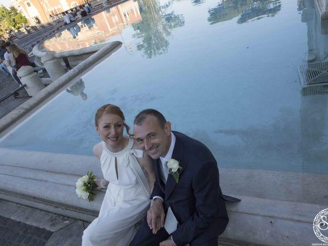 Il matrimonio di Cecilia e Giosuè a Roma, Roma 13