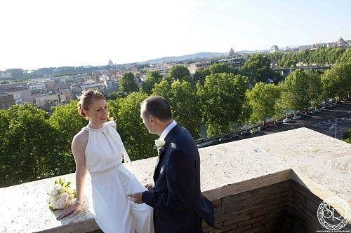 Il matrimonio di Cecilia e Giosuè a Roma, Roma 26
