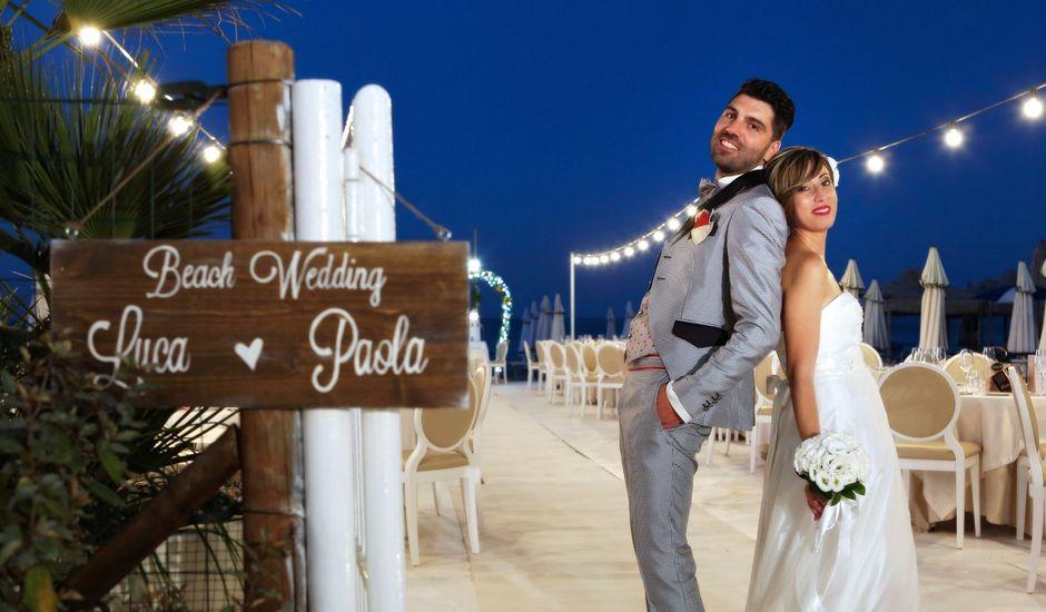 Il matrimonio di Paola e Luca a Vasto, Chieti