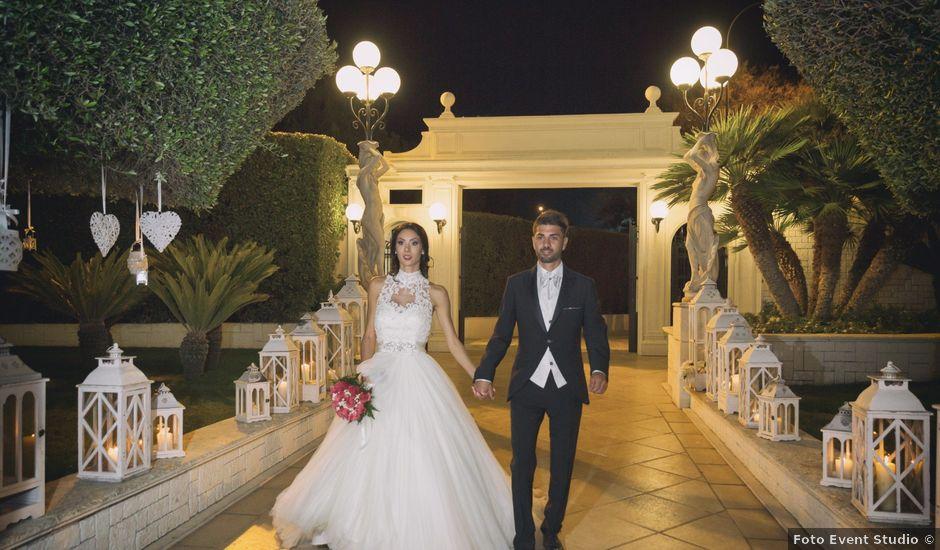 Il matrimonio di Angelo e Paola a Caltanissetta, Caltanissetta