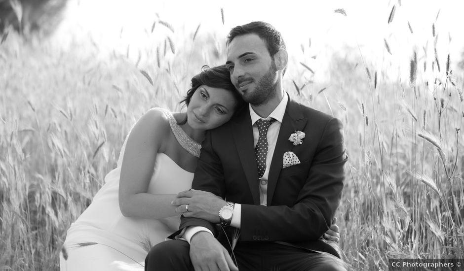 Il matrimonio di Giuseppe e Morena a Salerno, Salerno