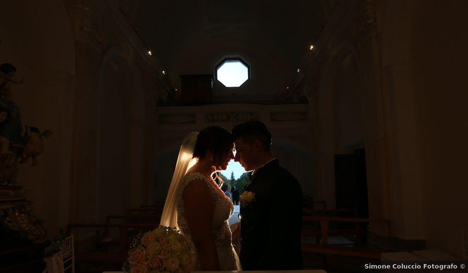 Il matrimonio di Debora e Alessandro a Roccella Ionica, Reggio Calabria