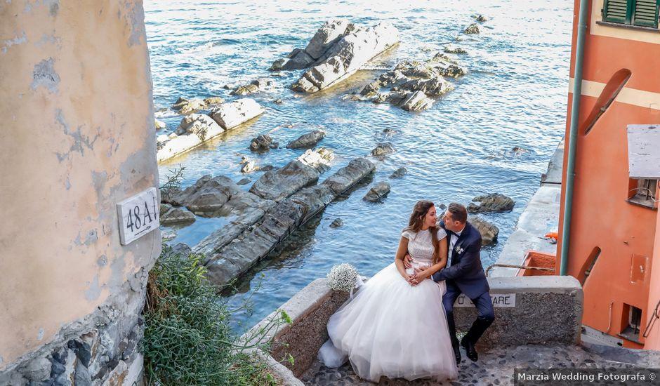 Il matrimonio di Maurizio e Valeria a Genova, Genova