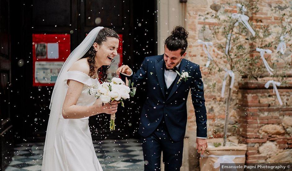 Il matrimonio di Paolo e Benedetta a Pisa, Pisa