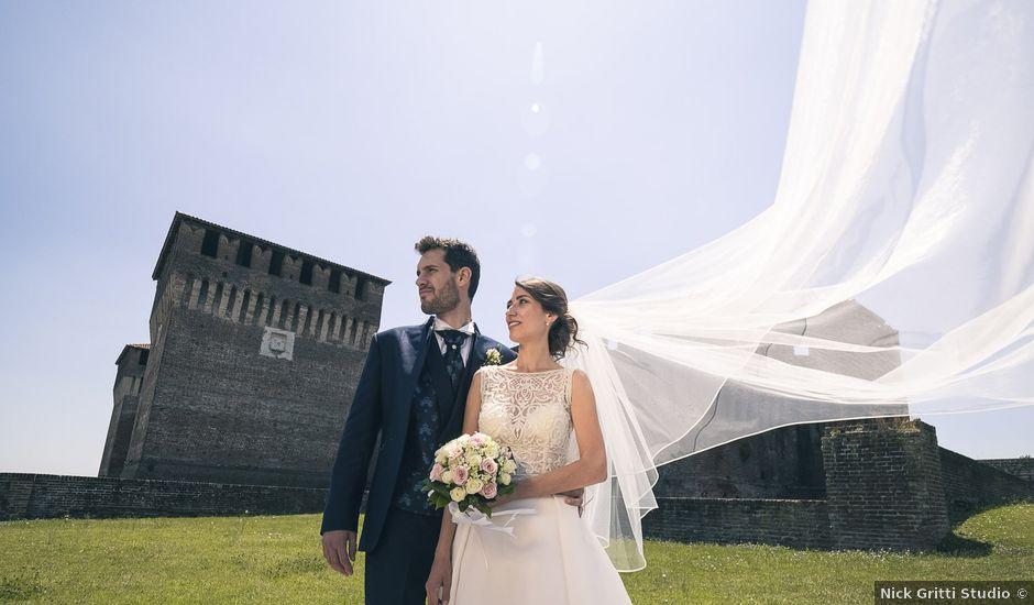 Il matrimonio di Cesare e Antonella a Soncino, Cremona