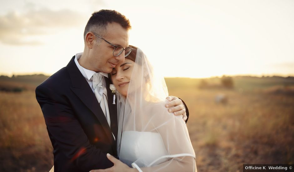 Il matrimonio di Giovanni e Francesca a Roma, Roma