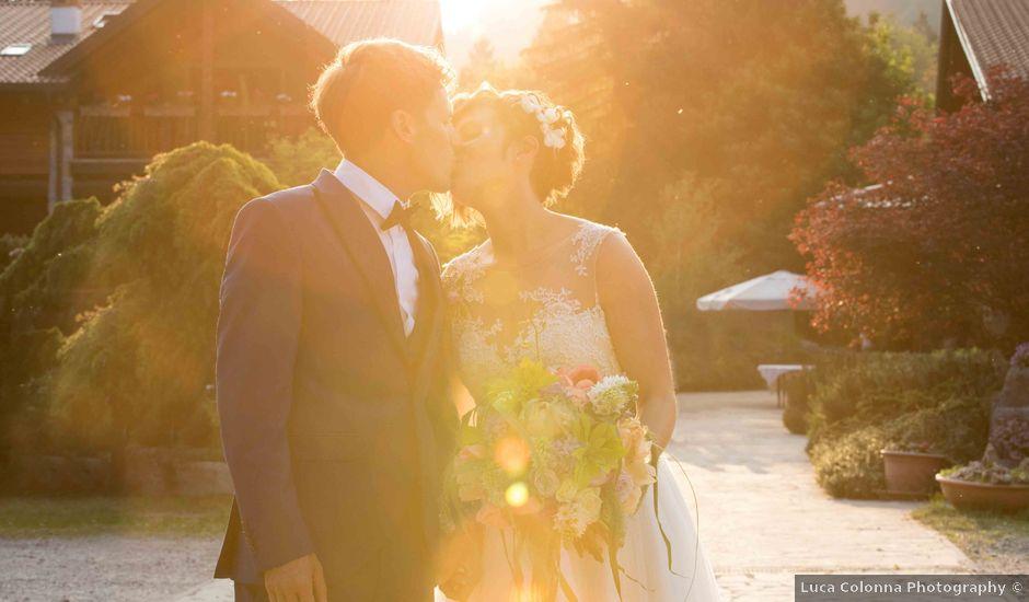 Il matrimonio di Matteo e Serena a Colere, Bergamo