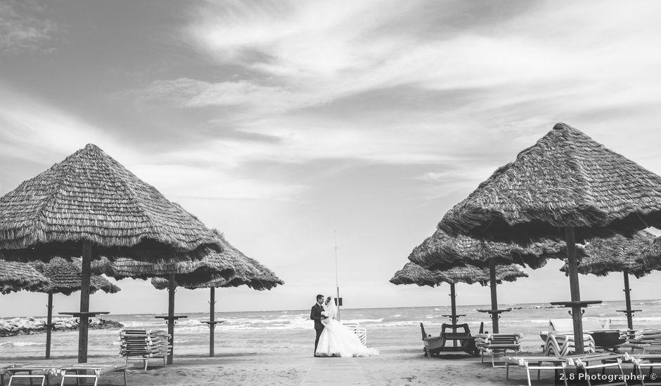 Il matrimonio di Tania e Maurizio a Silvi, Teramo