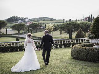 Le nozze di Colette e Emilio