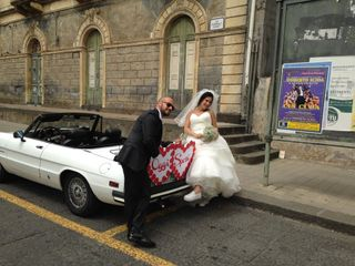 Le nozze di Tonia e Alessandro