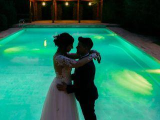 Le nozze di Giorgia e Vincenzo