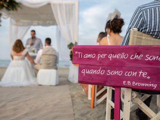 Le nozze di Diego  e Stefania 1
