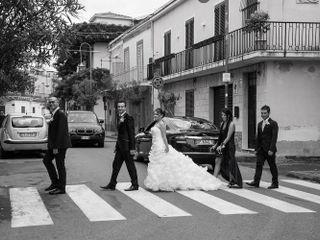 le nozze di Alessio e Paola 1