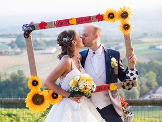 Le nozze di Martina e Davide