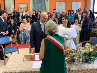 Le nozze di Antonio  e Angela Maria