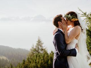 Le nozze di Erika e Walter