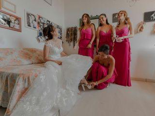 Le nozze di Gaetana e Marco 1