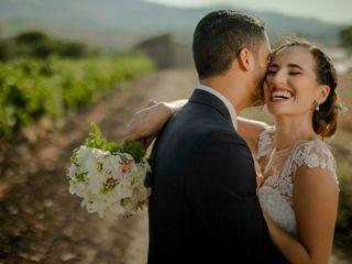 Le nozze di Gaetana e Marco