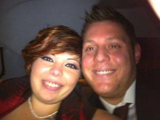 Le nozze di Sharon e Raffaele