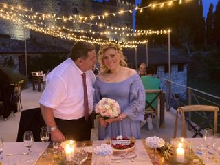 Le nozze di Angela  e Luis