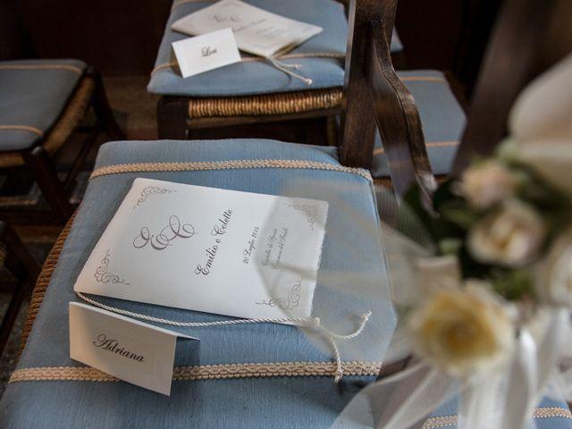 Il matrimonio di Emilio e Colette a Capriva del Friuli, Gorizia 25