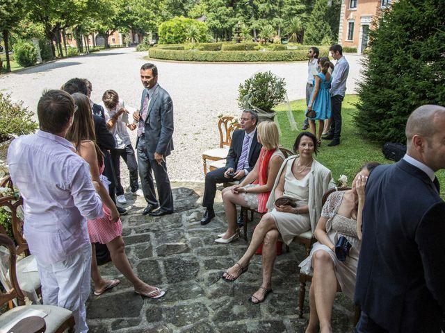 Il matrimonio di Emilio e Colette a Capriva del Friuli, Gorizia 26