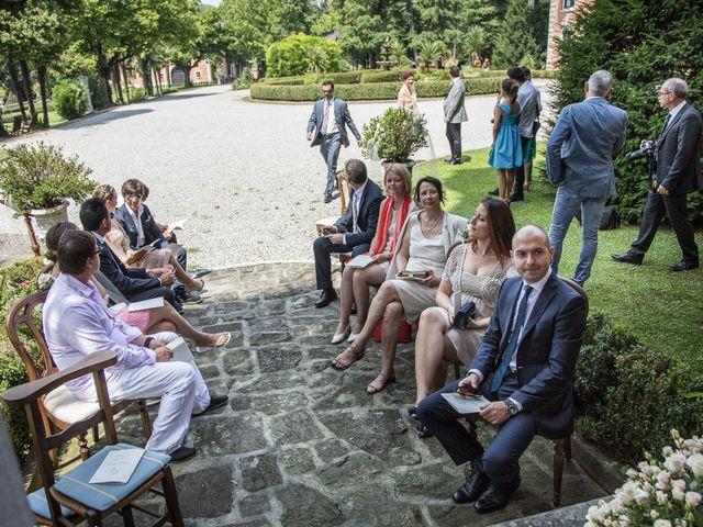 Il matrimonio di Emilio e Colette a Capriva del Friuli, Gorizia 27