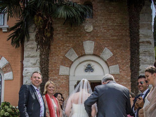 Il matrimonio di Emilio e Colette a Capriva del Friuli, Gorizia 28