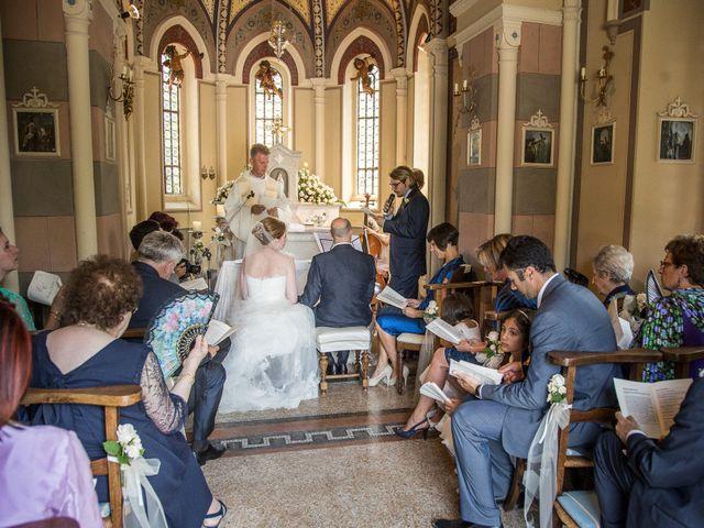 Il matrimonio di Emilio e Colette a Capriva del Friuli, Gorizia 30