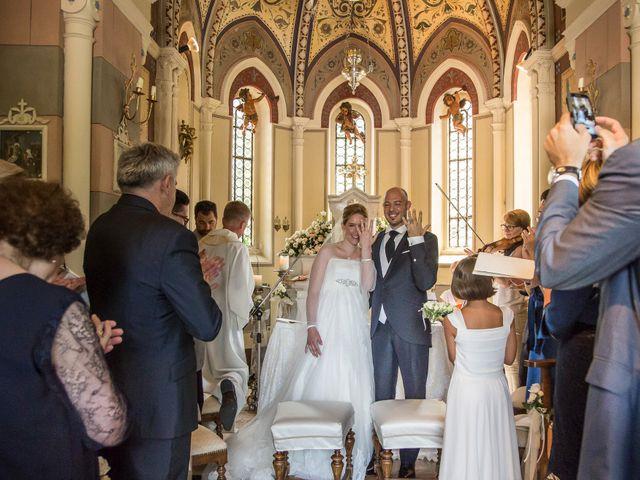 Il matrimonio di Emilio e Colette a Capriva del Friuli, Gorizia 32